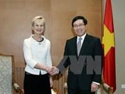 越南政府将为瑞典企业在越长期稳定投资兴业创造便利条件