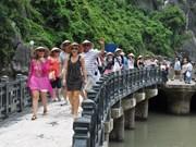 2017年2月越南接待国际游客首次突破100万人次