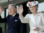 日本天皇和皇后开始对越南进行国事访问