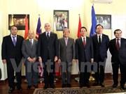 东盟驻罗马委员会:加强内部团结 促进伙伴关系