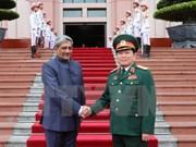 第十次越印副部长级防务政策对话在河内举行