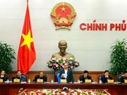 越南政府总理阮春福主持召开政府2月例行会议