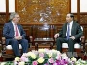 陈大光:越南一向重视与西班牙的友好合作关系