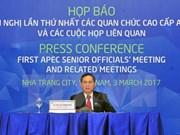 裴青山副部长:贸易自由化仍是APEC合作主流