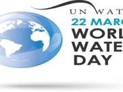 越南响应世界水日及世界气象日系列活动正式启动