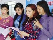 第十二次越南全国妇女代表大会明天开幕