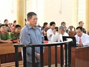 柬埔寨一名中校因涉嫌故意杀人罪被越南法院判处25年有期徒刑