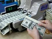 8日越盾兑美元中心汇率保持稳定