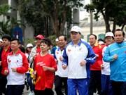 奥林匹克长跑日拟在3月中旬举行  全国54省市报名参与