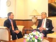 马来西亚副总理:越马两国合作潜力仍然巨大