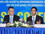 欧亚各国努力为贸易便利化与推动地区合作创造便利条件