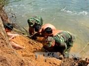富安省成功摧毁一枚重量为230公斤的战争遗留炸弹