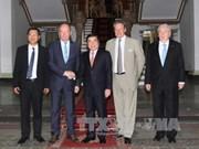 胡志明市与比利时东法兰德斯省加强合作