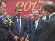 进一步推动越南与美国和越南与以色列的双边关系务实发展