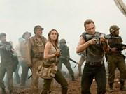 《金刚:骷髅岛》在越南首日票房创纪录