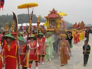 2017年永福省西天庙会开庙