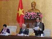 越南第十四届国会常务委员会第八次会议拉开序幕   聚焦立法工作相关内容