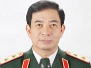 越南人民军高级军事代表团对老挝和柬埔寨进行正式友好访问