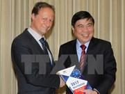 胡志明市与欧盟加强投资合作