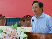 河内市高级人民法院决定对郑春青和其同犯腐败案提起公诉