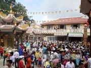 黑婆信仰文化中心将成为越南西宁市颇具特色的旅游地