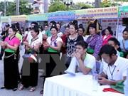 第三次羊蹄甲花佛教节在奠边省举行