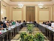 越南与古巴分享立法经验