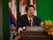 越南政府总理阮春福就宋安亲王逝世向柬埔寨首相洪森致唁电