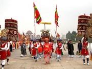 富寿省努力将雄王庙会建设成为典型庙会