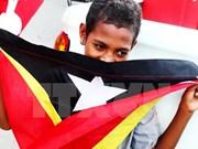 东帝汶举行总统选举