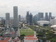 2017年2月份新加坡出口额增长21.5%