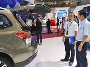 2017年3月上半月越南9座以下原装汽车进口量达逾4800辆