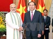 越南与印度联合举办越印建交45周年纪念活动