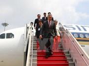 新加坡驻越大使凯瑟琳:将越新关系更上一层楼