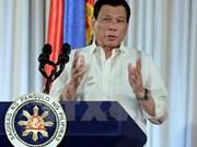 菲律宾总统访问泰国