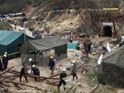 美国向越南提供野战医院装备援助