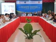 越南宁顺省与联合国儿童基金会加强减轻自然灾害合作
