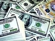 24日越盾兑美元中心汇率上涨3越盾