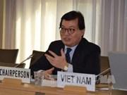 联合国人权理事会会议:越南强调促进对话解决争议的必要性