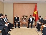 郑廷勇副总理:希望丸红株式会社继续扩大对越投资规模