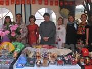 越南参加墨西哥瑙卡尔潘国际文化交流周