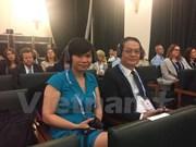 越南出席在阿根廷举行的国际学校安全会议