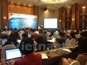 越南油气集团在胡志明市证券交易所正式挂牌上市