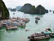 2017年第一季度广宁省接待游客人数达376.9万人次