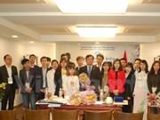 韩国越南留学生心系祖国