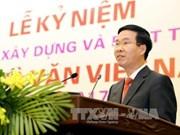 越南作家协会需跟上现代生活和现实的脚步把握社会的热点问题