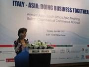 意大利亚洲企业论坛:促进越意贸易合作的机会