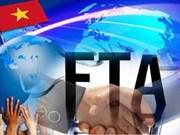 2016年越南对欧亚经济联盟出口27亿美元