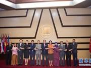 东盟与中国加强务实合作