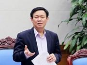 王廷惠副总理主持召开越南企业革新与发展指导委员会会议